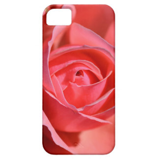 Bright Pink Rose iPhone 5 Covers