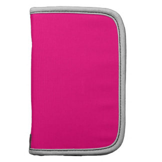 Bright Pink Silver Formal Matching Color Organizers
