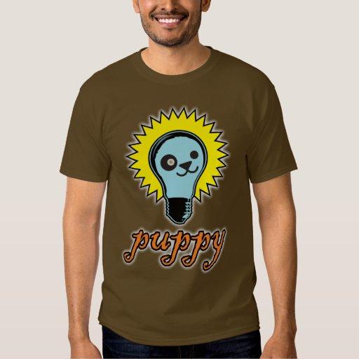 Bright Puppy T Shirt