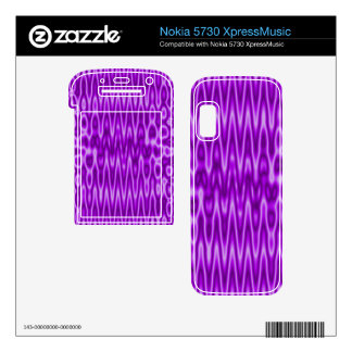 bright purple abstract pattern nokia 5730 skins