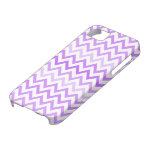 Bright Purple Chevron Zig Zag Pattern iPhone Case iPhone 5 Cover