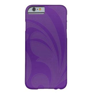 Bright Purple Flourish iPhone 6 Case