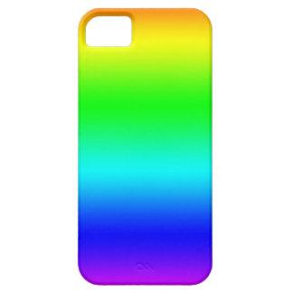 Bright Rainbow Design iPhone SE/5/5s Case