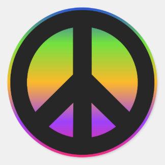 Bright Rainbow Sticker