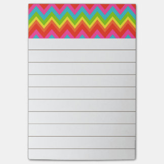 Bright Rainbow To Do List Post It Notes