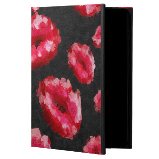 Bright Red Abstract Lips Powis iPad Air 2 Case
