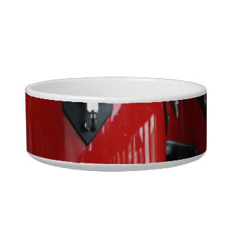 Bright red conga drums photo.jpg cat bowls