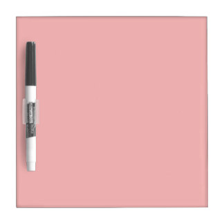 bright red DIY custom background template Dry-Erase Board