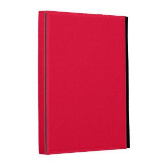 Bright Red iPad Case