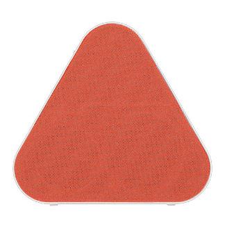 Bright Red Star Dust Speaker