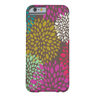 Bright Retro Floral Universal iPhone 6 case