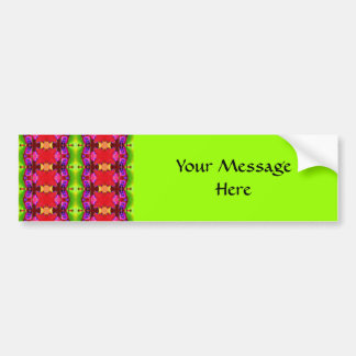 Bright Ribbons Bumper Stickers
