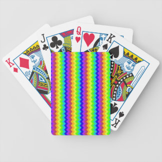 Bright Rickrack Playing Cards