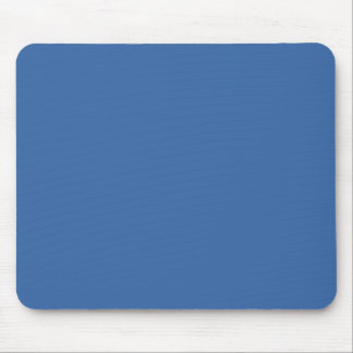 Bright royal blue mouse pads