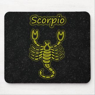Bright Scorpio Mouse Pad