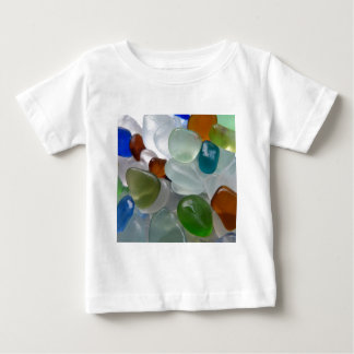 Bright Sea Glass Baby T-Shirt