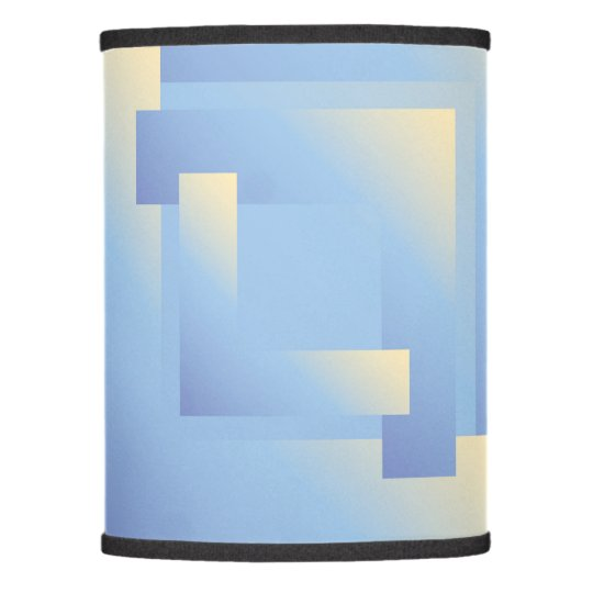 Bright Sky Colors Lamp Shade