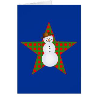 Bright Snowman Design on Tshirts, Mugs, Gifts Card