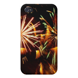 Bright Spangled iPhone 4/4S Cover