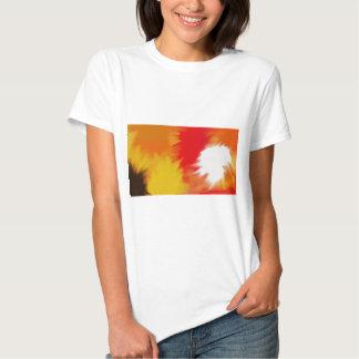 Bright splash of paint. T-Shirt