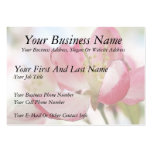 Bright Spring Apple Blossoms Large Business Cards (Pack Of 100)
