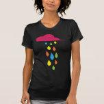 Bright Spring Raindrops Shirt
