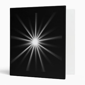 bright star in dark space binder