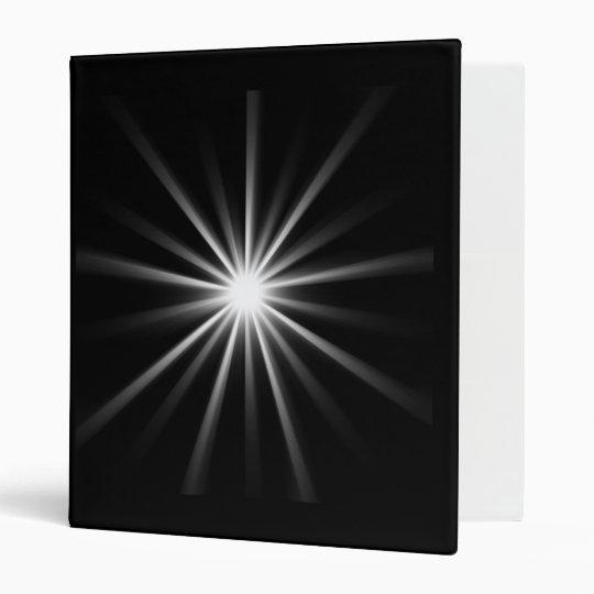bright star in dark space binder
