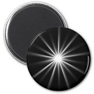 bright star in dark space magnet