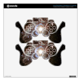 Bright Star in Star Cluster PS3 Controller Decal