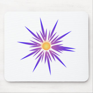 Bright Star Mouse Pad