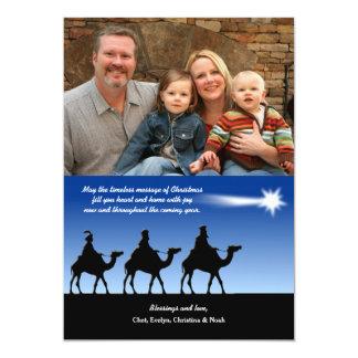 Bright Star Photo Christmas Card