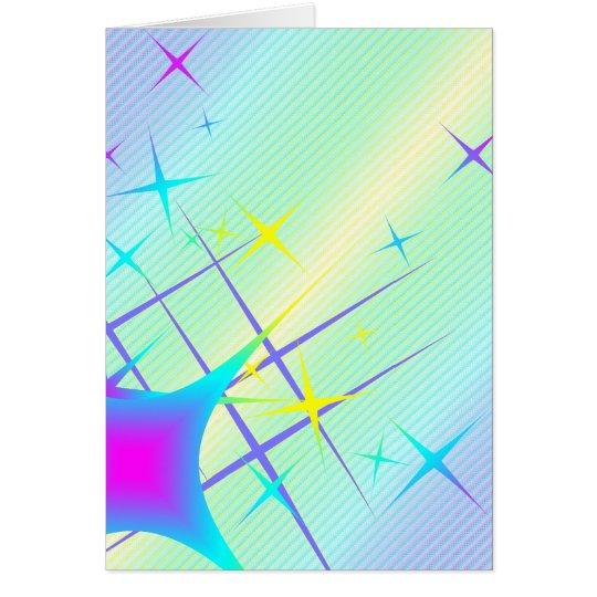 Bright Stars Card
