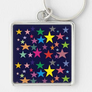 Bright Stars Keychain