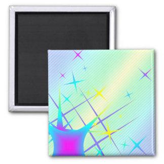 Bright Stars Refrigerator Magnets