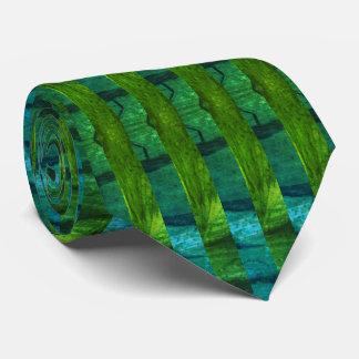Bright Striped Tie