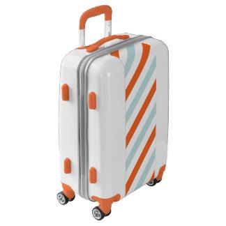 Bright Stripes Luggage