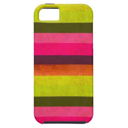 Bright Stripes No. 1 iPhone 5 Case