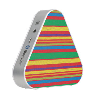 Bright Stripes Pieladium Speaker