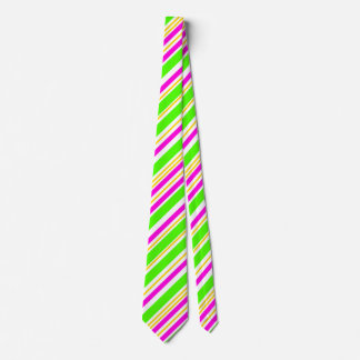 Bright Stripes Tie