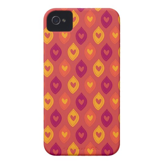 Bright Summer (9) iPhone 4 Case
