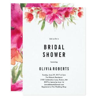 Spring Bridal Shower Invitations & Announcements | Zazzle