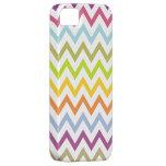 bright Summer Chevron Pattern iPhone 5 Case