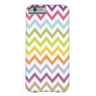 Bright Summer Chevron Pattern iPhone 6 case