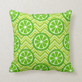 Bright Green And Yellow Pillows - Decorative & Throw Pillows Zazzle