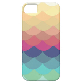 Bright Summer Scallop Pattern iphone 5 iPhone 5 Covers