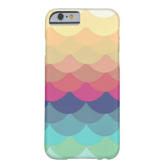 Bright Summer Scallop Pattern iPhone 6 case