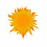 Bright Summer Sun  Sunshine Photo Sculptures
