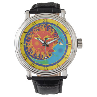 Bright Sun and Moon Watch