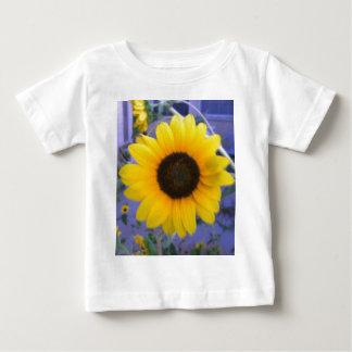 Bright Sunflower Baby T-Shirt